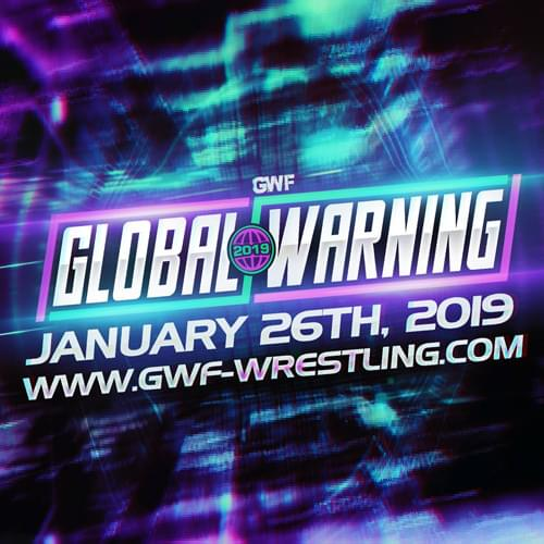 Tickets kaufen für Global Warning 2019 am 26.01.2019